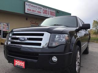 Used 2011 Ford Expedition Limited  for sale in Bolton, ON
