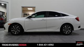 Used 2016 Honda Civic EX for sale in Trois-Rivières, QC