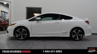 Used 2015 Honda Civic SI for sale in Trois-Rivières, QC