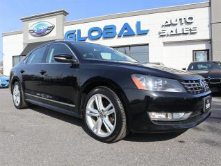 Used 2012 Volkswagen Passat Highline 2.0 TDI 6sp DSG at w/ Tip for sale in Ottawa, ON