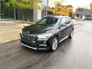 Used 2017 BMW X1 xDrive28i MOONROOF - BAKUP CAMERA, AWD for sale in Ottawa, ON