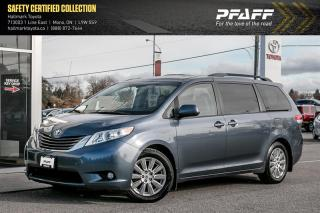 Used 2014 Toyota Sienna XLE 7-pass V6 6A for sale in Orangeville, ON