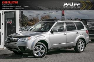 Used 2010 Subaru Forester 2.5 X Sport Tech 5sp for sale in Orangeville, ON