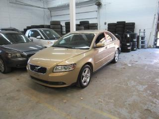 Used 2008 Volvo S40 2.4i M SR for sale in Montréal, QC