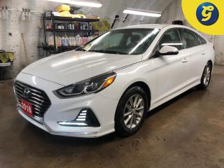 Used 2018 Hyundai Sonata Blind spot detection * Rear cross traffic alert * Comfort/economy/sport driving modes * Automatic headlights * Heated front seats * Keyless entry * Te for sale in Cambridge, ON