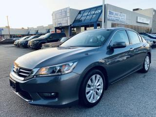 Used 2014 Honda Accord EX-L PUSH START|CAMERA|LEATHER|HEATED SEATS for sale in Concord, ON
