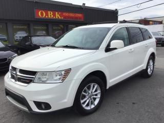 Used 2015 Dodge Journey 7 PASSAGERS-V6-MAGS-GROUPE ELECTRIQUE for sale in Laval, QC
