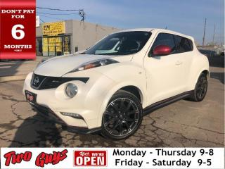 Used 2014 Nissan Juke Nismo | Auto AWD | 197HP | Leather for sale in St Catharines, ON