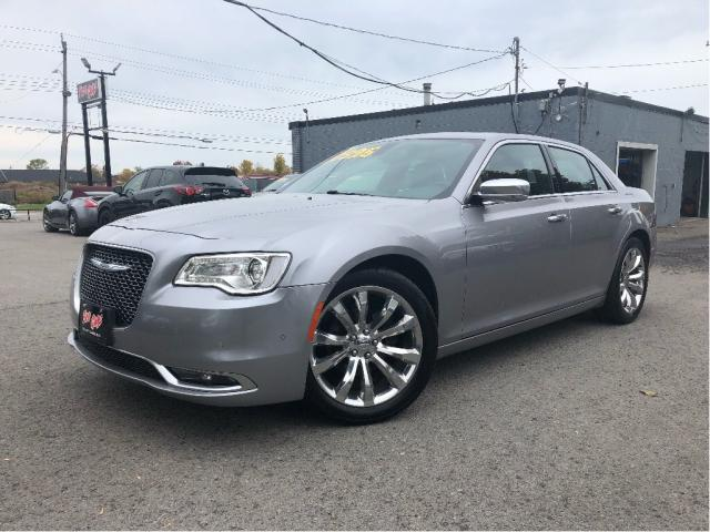 2015 Chrysler 300 Platinum |  Panoroof | Quilted Leather | Loaded