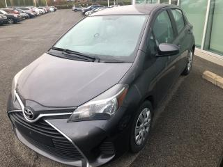 Used 2015 Toyota Yaris LE HB **AUTO/AIR/VITRES** SEULEMENT 39 916 KM* for sale in St-Eustache, QC