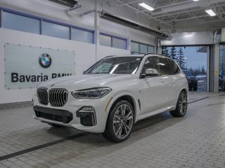 New 2020 BMW X5 M50i for sale in Edmonton, AB