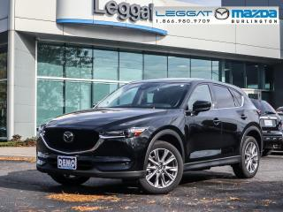 Used 2019 Mazda CX-5 GT- LEATHER, MOONROOF, BOSE, BLUETOOTH, REAR CAMERA for sale in Burlington, ON