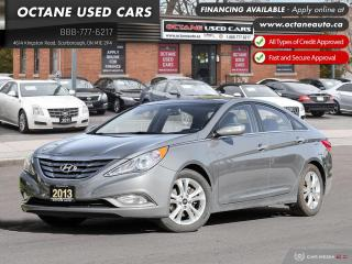 Used 2013 Hyundai Sonata Limited Low KM! One Owner! 2 Years Warranty! for sale in Scarborough, ON