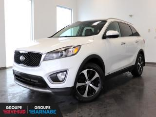 Used 2016 Kia Sorento EX+ V6 AWD 7 Passagers+Toit-panoramique for sale in St-Jean-Sur-Richelieu, QC