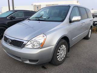 Used 2011 Kia Sedona LX for sale in St-Jean-Sur-Richelieu, QC