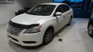 Used 2013 Nissan Sentra Berline 4 portes CVT S for sale in St-Raymond, QC