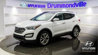 Used 2014 Hyundai Santa Fe Sport LIMITED + AWD + TOIT + CUIR + CAMERA + W for sale in Drummondville, QC