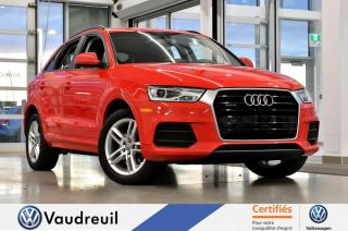 Used 2016 Audi Q3 2.0T Komfort quattro * TOIT * 18 PO for sale in Vaudreuil-Dorion, QC