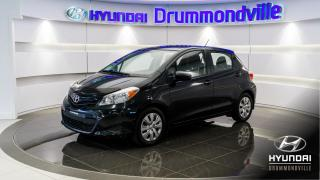 Used 2013 Toyota Yaris LE + A/C + CRUISE + GROUPE ELECTRIQUE !! for sale in Drummondville, QC