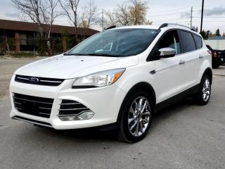 Used 2014 Ford Escape FWD 4dr SE for sale in Kitchener, ON