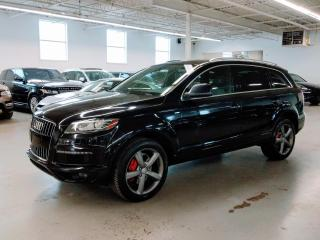 Used 2015 Audi Q7 TDI/360CAM/7PASS/PANO/PUSH START! for sale in Toronto, ON