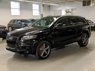 Used 2015 Audi Q7 TDI/LANE DEPARTURE/BLIND SPOT ASSIST/360 CAMERA/7PASS! for sale in Toronto, ON