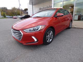 Used 2017 Hyundai Elantra Berline 4 portes, boîte automatique, GL for sale in Trois-Rivières, QC