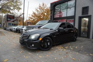 Used 2011 Mercedes-Benz C63 AMG 4dr Sdn C 63 RWD for sale in Laval, QC