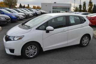 Used 2015 Honda Fit LX ** Garantie prolongé ** for sale in Longueuil, QC