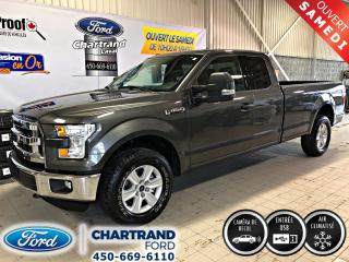 Used 2016 Ford F-150 Cabine Super 4RM 163 po XLT for sale in Laval, QC