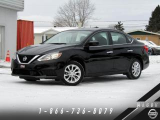 Used 2019 Nissan Sentra SV + ENS. STYLE + TOIT + CAMÉRA! for sale in Magog, QC
