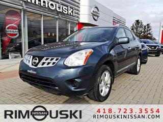 Used 2013 Nissan Rogue AWD 4dr SV for sale in Rimouski, QC