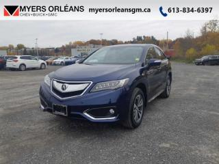 Used 2018 Acura RDX Elite AWD for sale in Orleans, ON