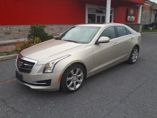 Used 2015 Cadillac ATS Standard AWD for sale in Cornwall, ON