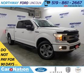 Used 2018 Ford F-150 XLT for sale in Brantford, ON