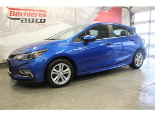 Used 2017 Chevrolet Cruze LT RS 1.4T for sale in Lévis, QC