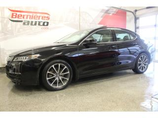 Used 2015 Acura TLX ELITE V6 SH-AWD for sale in Lévis, QC