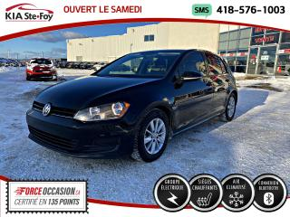 Used 2015 Volkswagen Golf TSI Trendline à hayon *MAGS *CRUISE *A/C for sale in Québec, QC