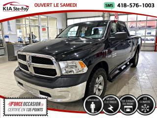Used 2017 RAM 1500 ST *QUAD CAB *4X4 *CRUISE for sale in Québec, QC