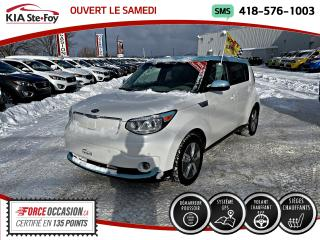 Used 2017 Kia Soul EV Luxe *CAMERA *CRUISE *A/C for sale in Québec, QC