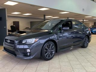 Used 2016 Subaru Impreza WRX Sport Toit Ouvrant Mags for sale in Pointe-Aux-Trembles, QC