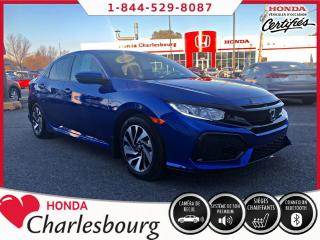Used 2018 Honda Civic LX **HATCHBACK***10 949 KM*** for sale in Charlesbourg, QC
