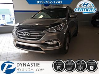 Used 2017 Hyundai Santa Fe SPORT PREMIUM for sale in Rouyn-Noranda, QC
