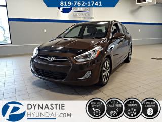 Used 2015 Hyundai Accent GLS for sale in Rouyn-Noranda, QC
