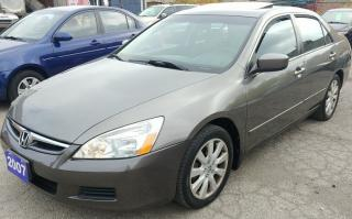 Used 2007 Honda Accord SE for sale in Hamilton, ON