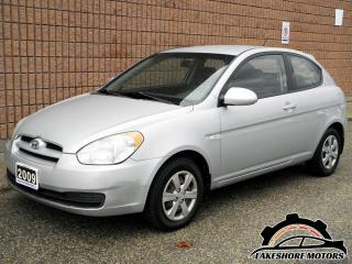 Used 2009 Hyundai Accent L Hatchback || CERTIFIED || for sale in Waterloo, ON