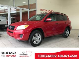 Used 2012 Toyota RAV4 * AWD * 127 000 KM * AUTOMATIQUE * AIR * for sale in Mirabel, QC