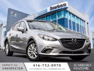 Used 2014 Mazda MAZDA3 Sport GS|REAR CAMERA|6 SPEED MANUAL for sale in Scarborough, ON