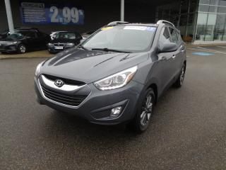 Used 2015 Hyundai Tucson GLS,A/C,CUIR,TOIT,CAMÉRA,BANC CHAUFF++ for sale in Mirabel, QC