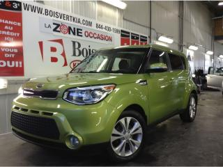 Used 2016 Kia Soul SOUL EX GROUPE ÉLECTRIQUE ATTACHE REMORQUE for sale in Blainville, QC